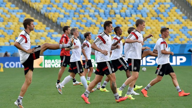 World Cup: Germany Players Hit by Illness Before France Game