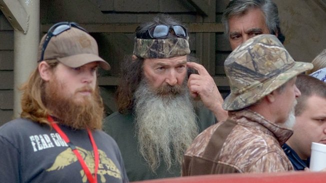 "Phil Robertson Breaks Silence on Anti-Gay Remarks; Duck Dynasty Star ""Will Not Give or Back Off"""