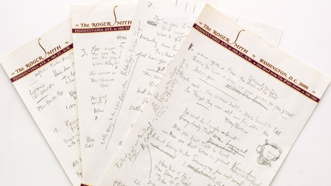"Bob Dylan's ""Like a Rolling Stone"" Manuscript Heads to Auction"