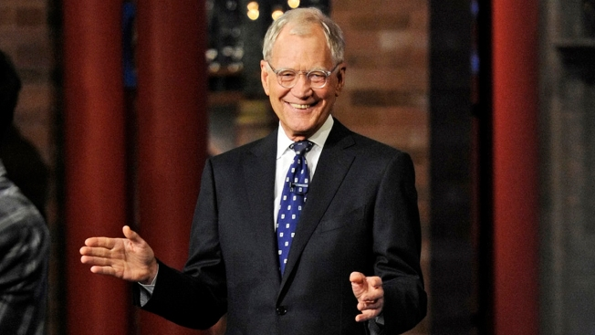David Letterman Donating Talk Show Memorabilia to Ball State