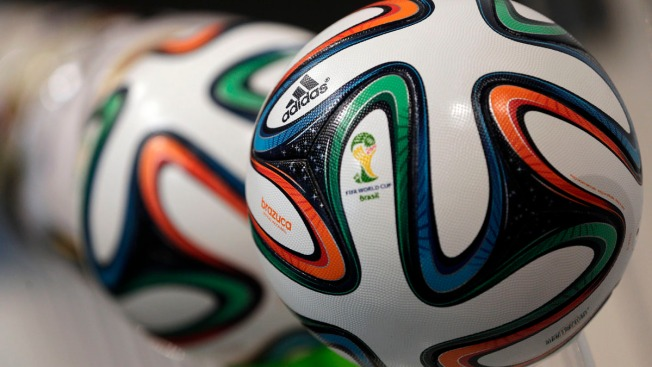 No Excuses: Players Helped Develop World Cup Ball