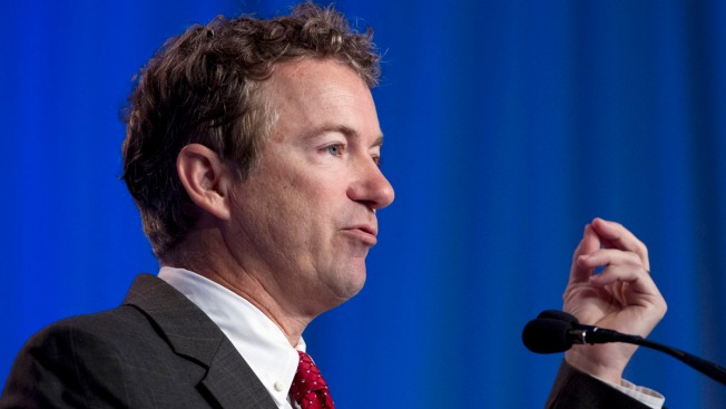 Rand Paul Says he and Ted Cruz would be 'Friendly' White House Rivals