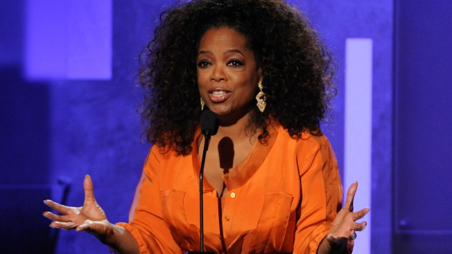 Oprah Comes to Texas for City Tour