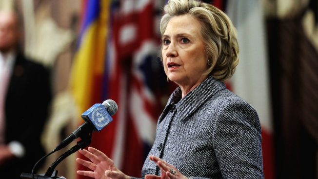 GOP Says Clinton Dividing Americans Over Voting Rights