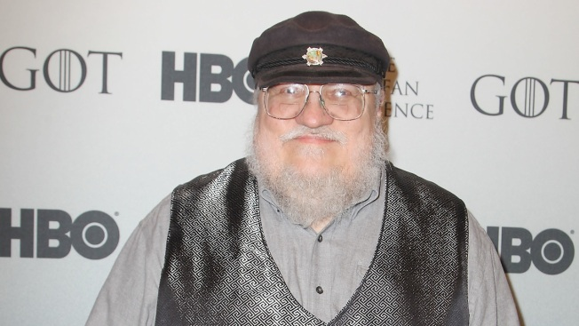 "Win a Meeting With ""Game of Thrones"" Author George RR Martin"