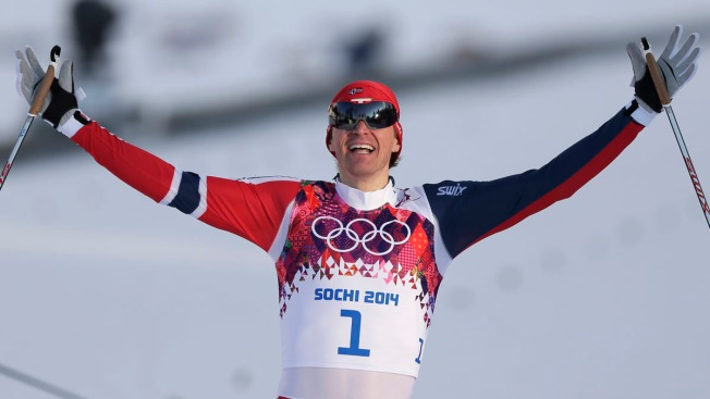 Norway's Hattestad Wins Men's Cross-Country Sprint