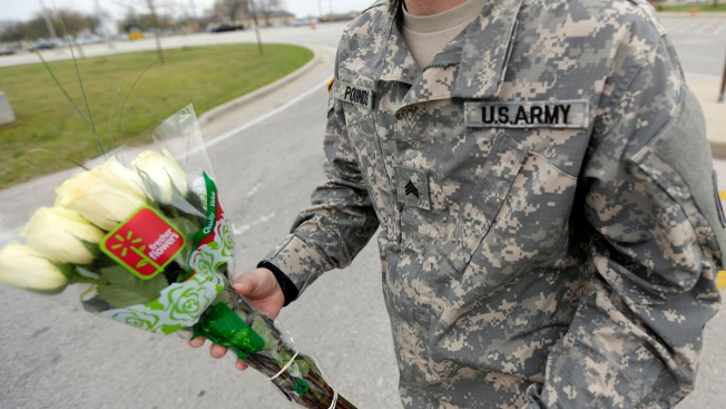 Mass Shooting Victims' Families Helping Fort Hood