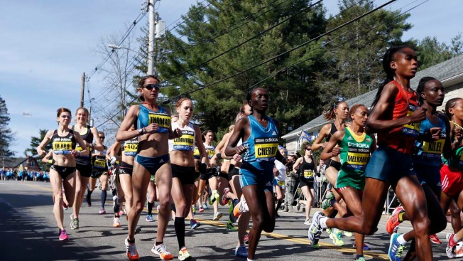 One Year After Bombings, Pride and Resolve on the Trail of the Boston Marathon