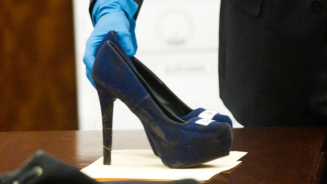 Woman Gets Life in Prison in Shoe-Stabbing Death