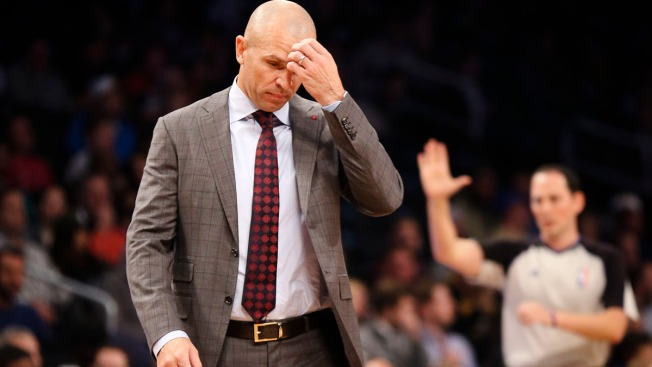 Nets Top Mavs 107-104 in Jason Kidd's Dallas Visit