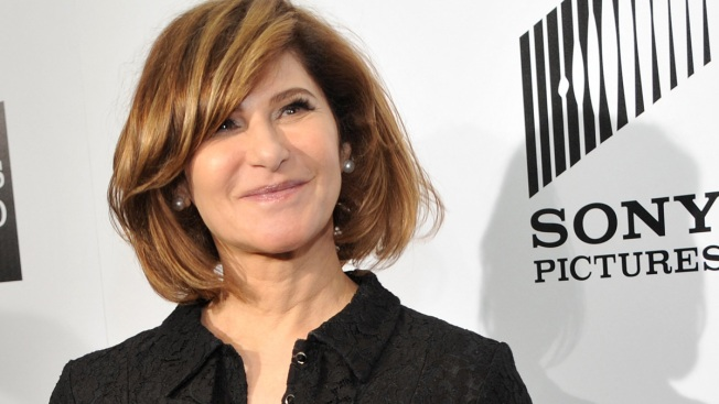 Amy Pascal Steps Down as Co-Chairman of Sony Pictures