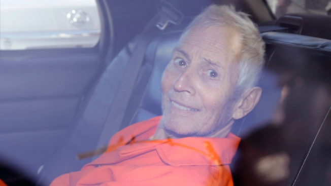 Real Estate Heir Robert Durst's Weapons Trial Postponed to January