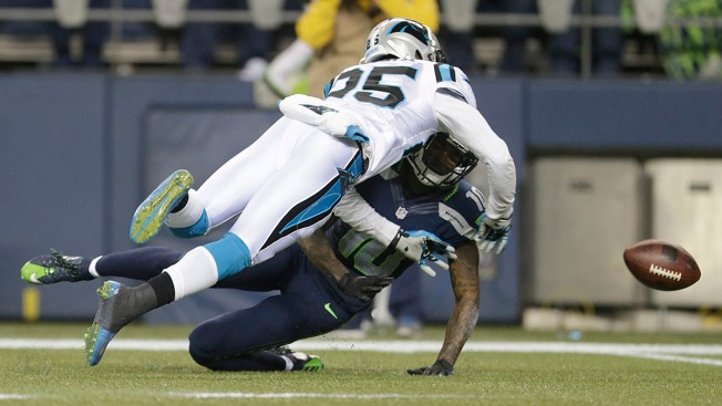 You Betcha Divisional Playoffs: Panthers Over Seahawks
