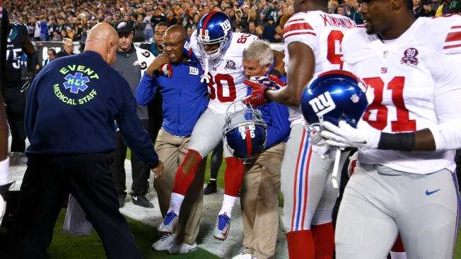 "NFC East Watch: Cruz ""80 Percent"" Sure He'll Return to Giants"