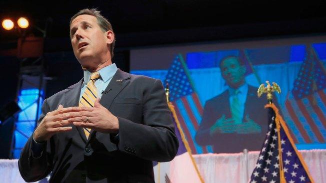 GOP's Rick Santorum to Announce 2016 Presidential Bid on May 27