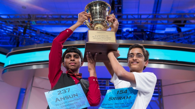 2 Boys Share Spelling Bee Title After Long Duel