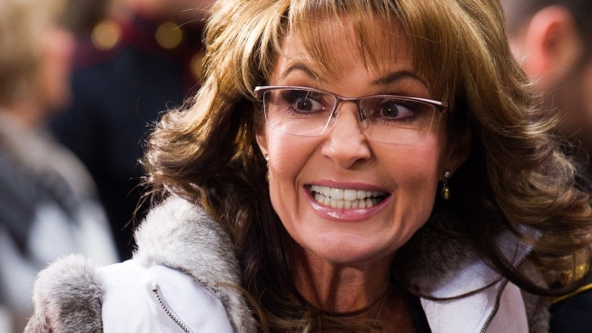 Sarah Palin to Host Outdoors Show