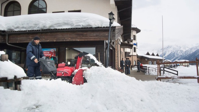 Avalanche Kills 2 Skiers at Sochi Resort