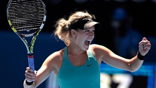 Bouchard, Li Into Australian Open Semifinals