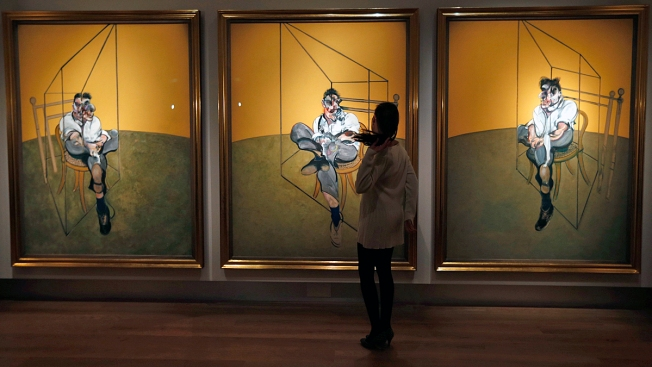 Francis Bacon Painting Sells for More Than $142 Million, Setting Auction Record