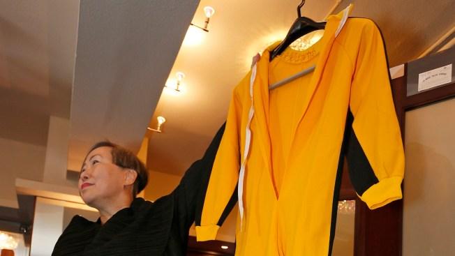 Bruce Lee Jumpsuit Fetches $100,000 at HK Auction