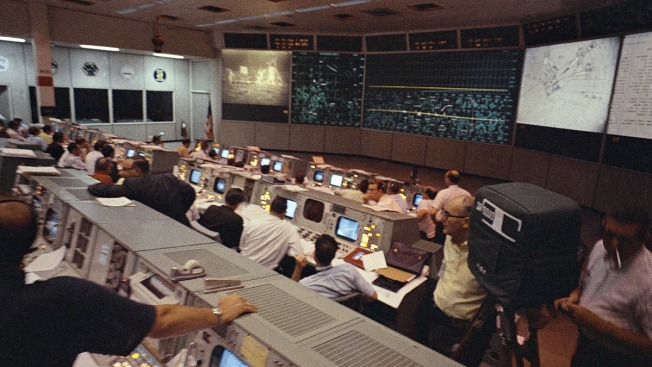 Webster, Texas, Donates $3.5 Million to Restore NASA Mission Control Room