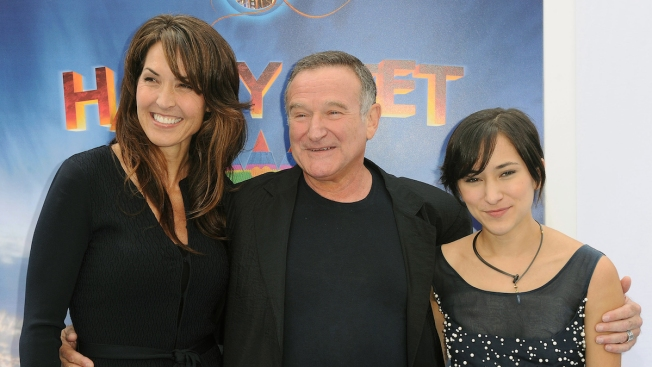 Wife, Children Continue Court Battle Over Robin Williams' Estate