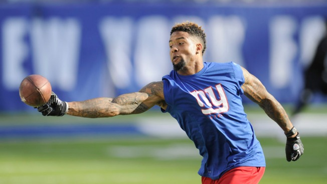 Odell Beckham Jr. Says He Wouldn't Be Surprised if Dez Plays