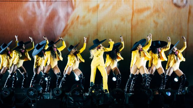 Jay Z, Serena Williams, Kendrick Lamar Help Beyoncé Wrap Up Tour