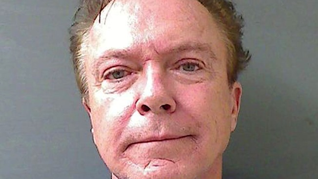 David Cassidy Arrested in LA on Suspicion of DUI