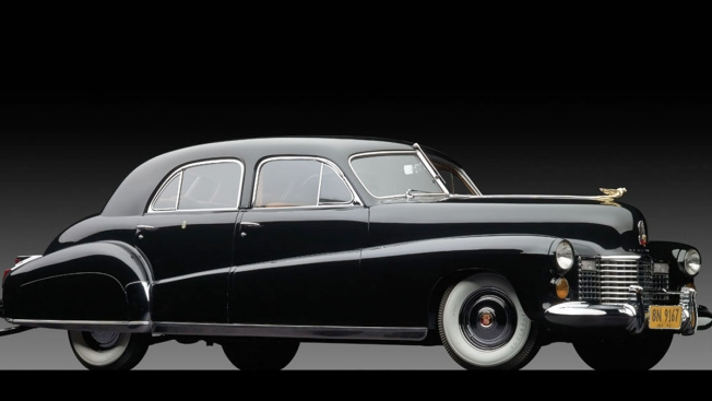 Duke of Windsor's Cadillac Pulled From Texas Barn, Going to Auction