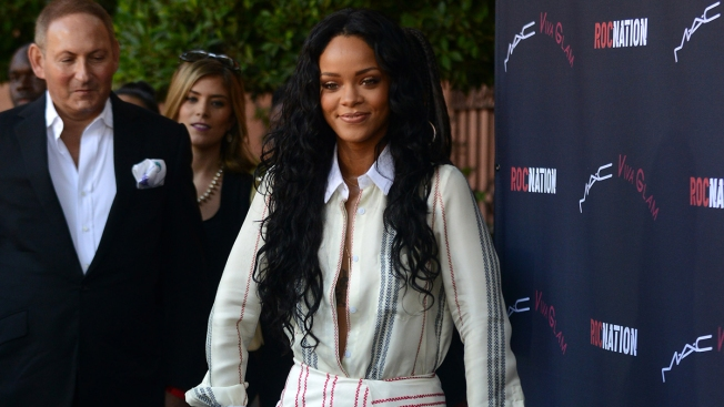 Alleged Rihanna Stalker Busted in NYC