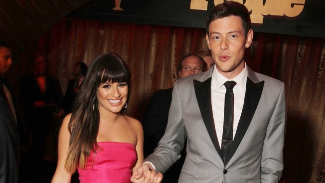 "Lea Michele Opens Up About Cory Monteith's Death: ""There Was No Greater Man"""