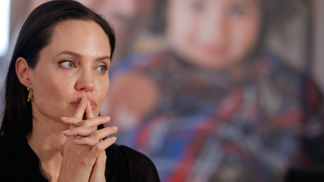 "Angelina Jolie Brings Awareness to World Refugees: ""We Must Protect Them"""