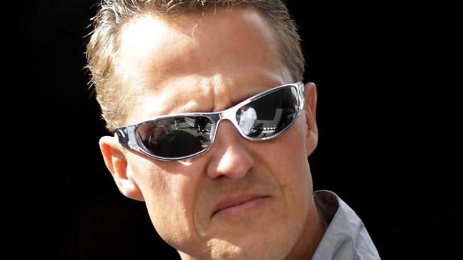 Small Improvement for Schumacher After 2nd Surgery