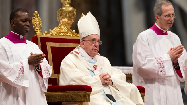 Pope Stresses Strength, Courage, Hope in New Year