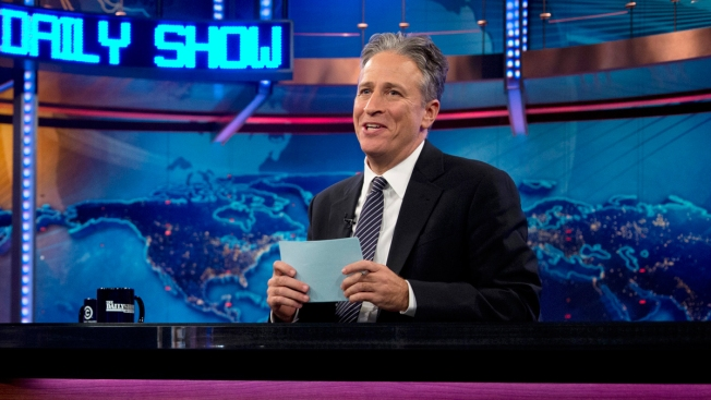 Jon Stewart Is Auctioning Off His 'Daily Show' Suits