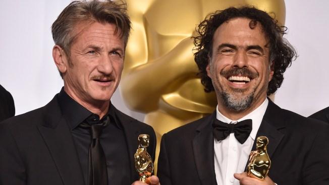 """Birdman"" Director Responds to Sean Penn's ""Green Card"" Joke"