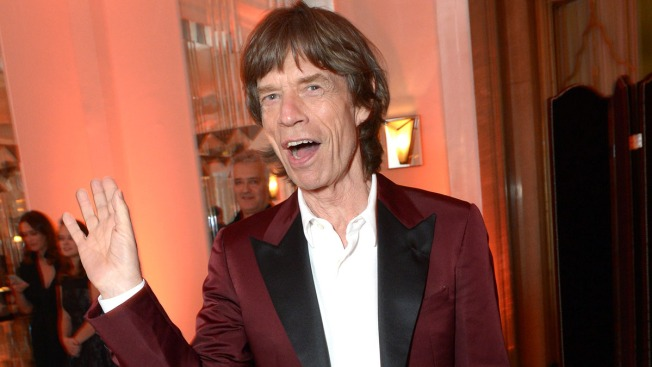 Mick Jagger Becomes Great-Grandfather at 70
