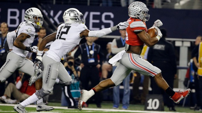 Ezekiel Elliott Not Worried About Who Drafts Him