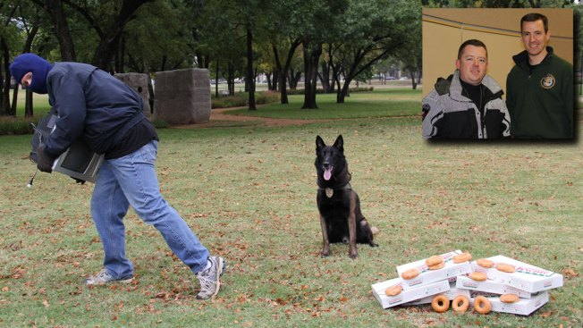 Arlington Police Chief Works Because of Photo Caption Contest