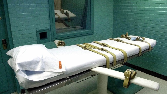 Execution Set for San Antonio Lovers' Lane Killer