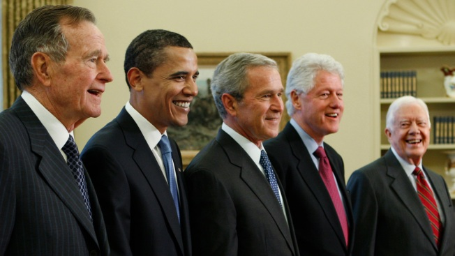Former U.S. Presidents to Attend Texas A&M Concert for Hurricane Relief