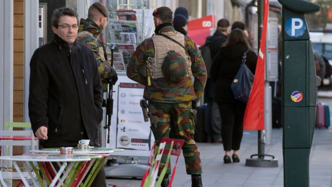 Brussels on High Alert; 4th Suspect Charged With Terrorism Offenses