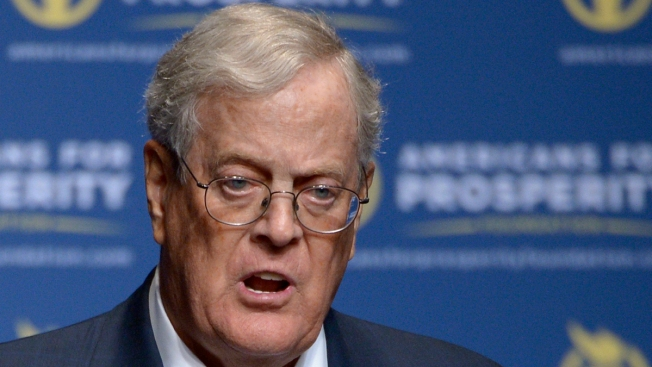 Kochs Condemn Trump's Immigration Crackdown