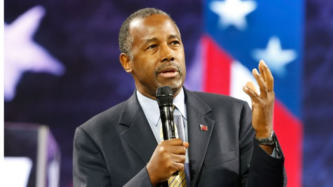 Carson Struggling With Details on Foreign Policy: Advisor
