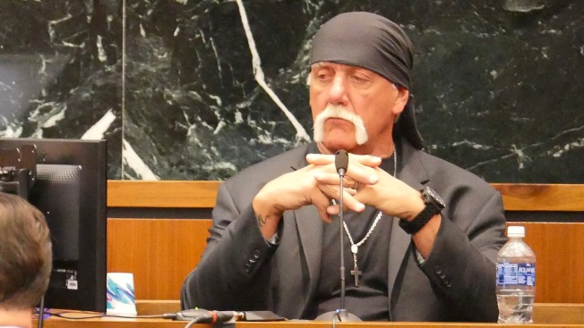 Hulk Hogan Sex Video Lawsuit Trial Enters Second Day