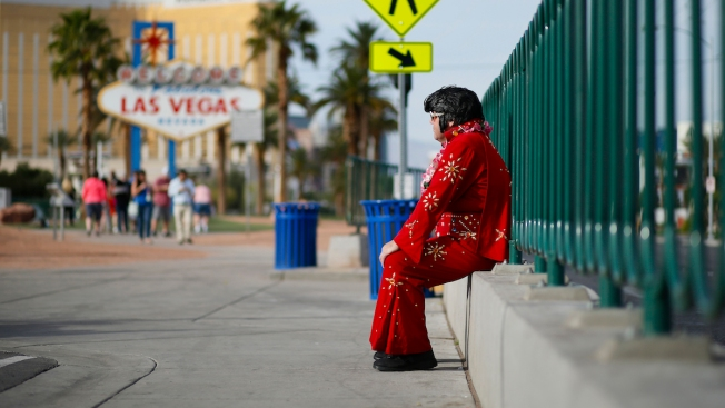 Las Vegas and Elvis Presley: Where's the Love?