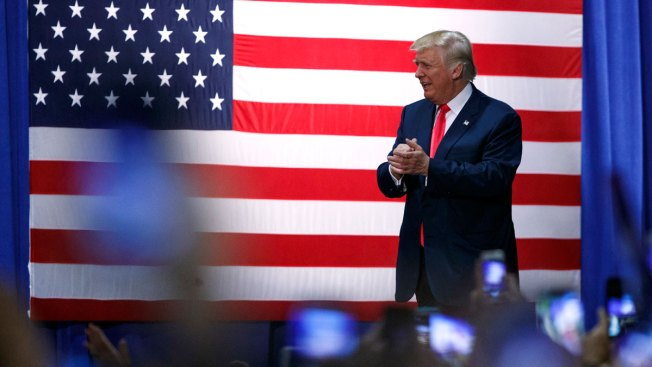 Donald Trump Pledges to 'Reject Bigotry and Hatred'