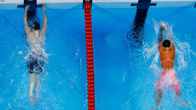 King Beats Efimova, Murphy Wins Gold, Four Other Americans Medal